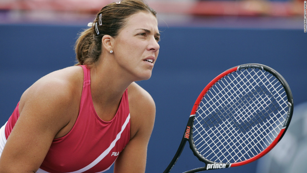 The eligibility rule was introduced in 1995. Prior to that Jennifer  Capriati, an American