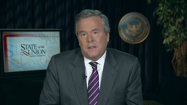 Jeb Bush for president in 2016?