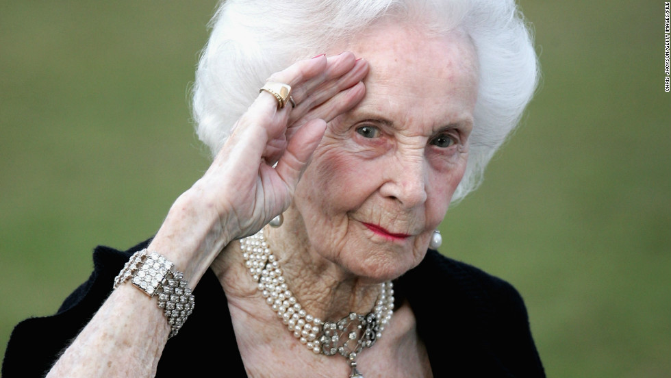 "Sweden's <a href=""http://www.cnn.com/2013/03/11/world/europe/sweden-lilian/index.html"">Princess Lilian</a>, the Welsh-born model who lived with her lover Prince Bertil for 30 years before they were married, has died at the age of 97, the Swedish Royal Court said in a statement."