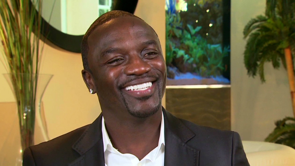 Akon looks back on tough childhood