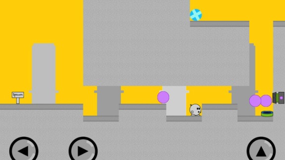 """""""Robot Run!"""" is the third game app released by Irish 14-year-old Harry Moran, who released his first app at the age of 12. Although it was made as a class exercise for CoderDojo, merely months after he started attending the club, the game was an instant hit, reaching the top of the UK/Ireland App Store chart."""