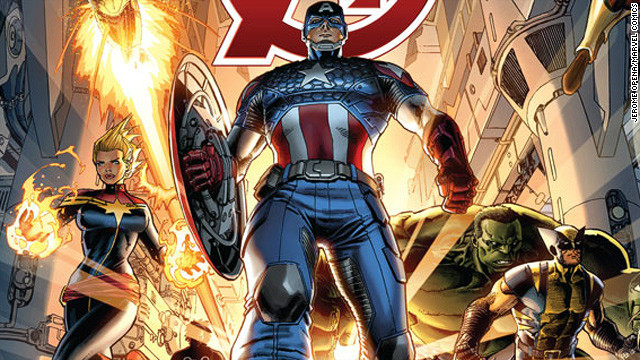 "Marvel Entertainment offered 700 No. 1 issues, including 2012's ""Avengers,"" free for digital download."