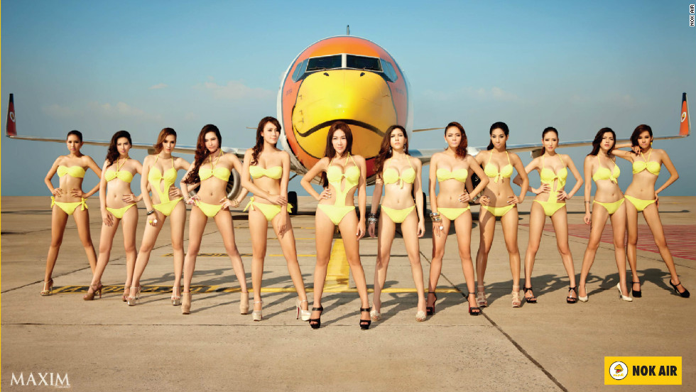 Naked girls on airplanes, nude hairy marines