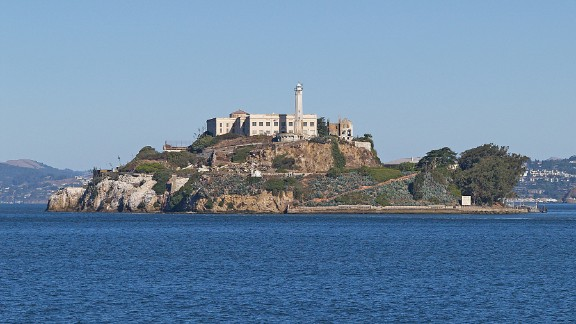 The Isla de los Alcatraces (Isle of the Pelicans), as Juan Manuel de Ayala, the Spanish explorer, named it in 1775, or Alcatraz Island as we know it today.