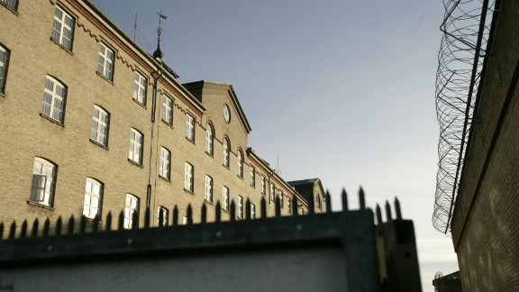 How it was -- the harsh reality of Horsens State Prison in Denmark.