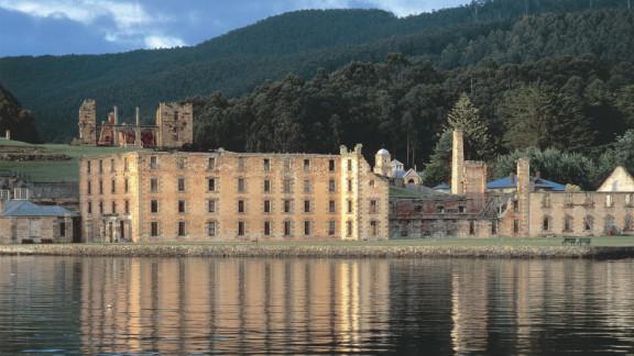 The UNESCO World Heritage-listed Port Arthur Historic Site.