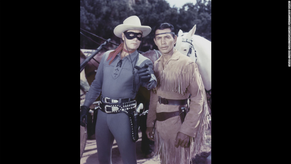 "Jay Silverheels played faithful companion Tonto to Clayton Moore's Lone Ranger on ""The Lone Ranger,"" which ran from 1949 to 1957 on ABC."