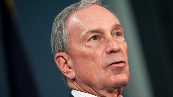 New York Mayor Michael Bloomberg also was recently sent threatening letters, possibly tainted with ricin.