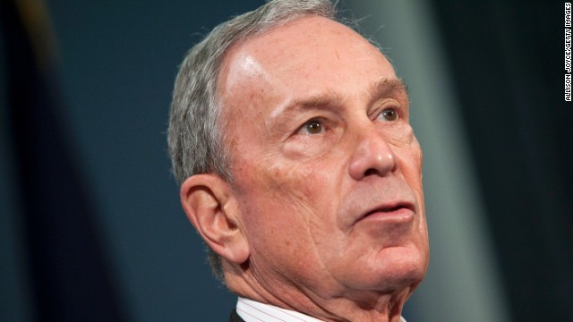 Bloomberg launches ad blitz on guns