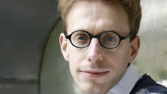 Daniel Tammet, 34, recited more than 22,000 digits of pi in 2004. He has high-functioning autism.