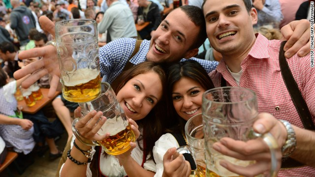 World's 10 best drinking nations