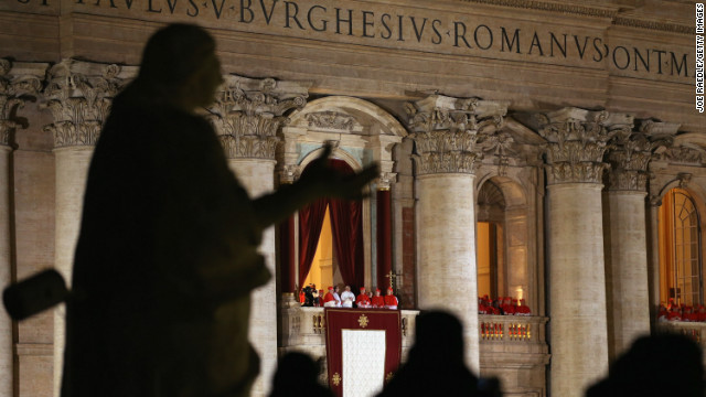 Why the pope chose 'Francis'