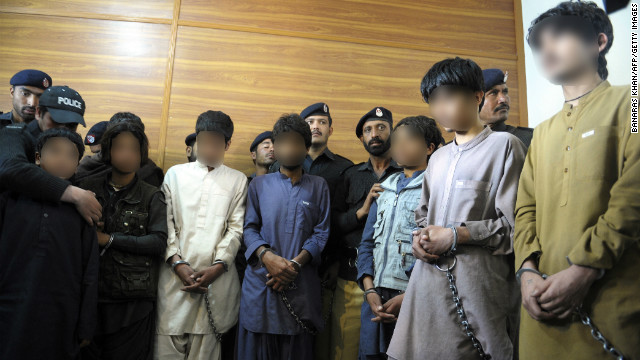 Police Kids Young As 8 Used As Bombers In Pakistan - Cnn-8478