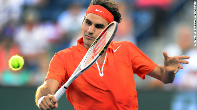 Seventeen-time grand slam winner has beat Rafael Nadal 10 times in 28 matches.