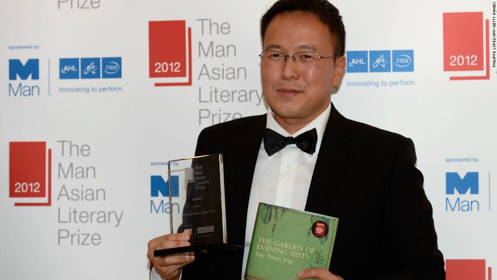 Asian literary award