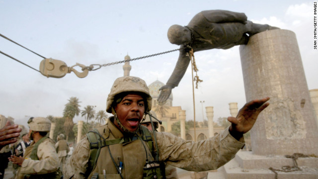 100 moments from the Iraq War