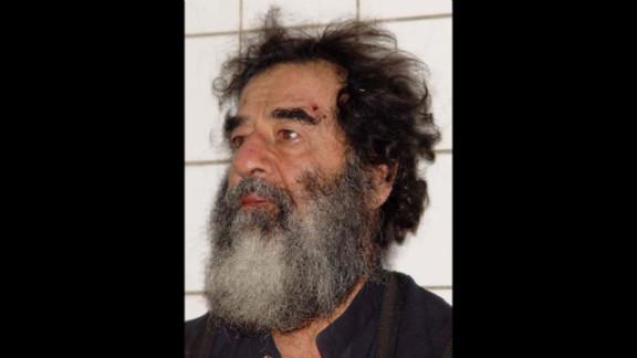 Saddam Hussein