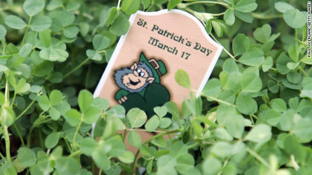 St Patrick S Day 2019 History Traditions Shamrocks And