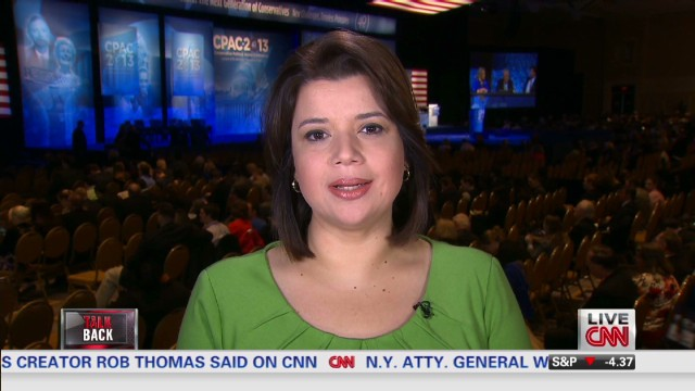 Ana Navarro on CNN.