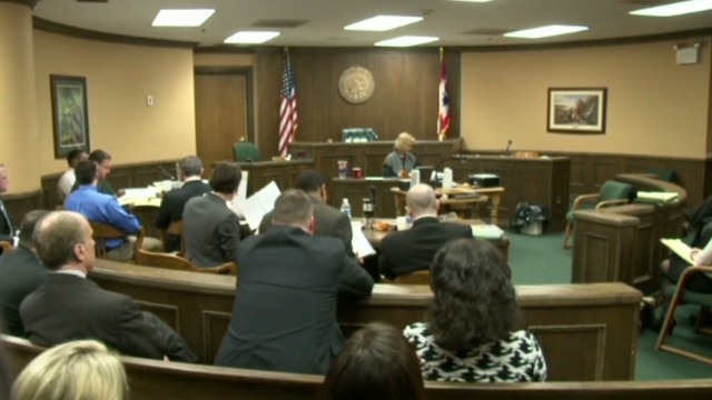 Witnesses testify in Steubenville trial