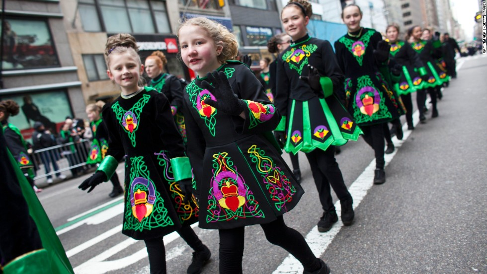 st patrick s day fast facts cnn