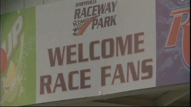 Spectators killed at race track