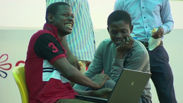 Lagos tech hub solves social problem
