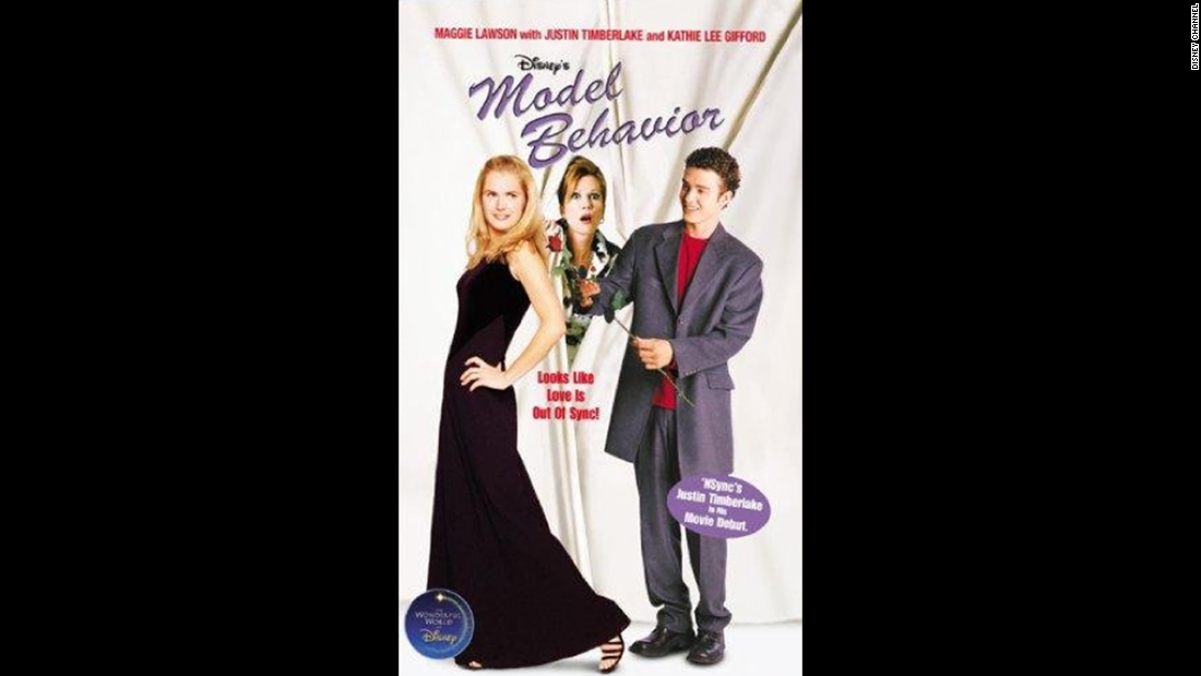 "Also in 2000, Timberlake starred alongside Maggie Lawson and Kathie Lee Gifford in Disney's TV movie ""Model Behavior."""