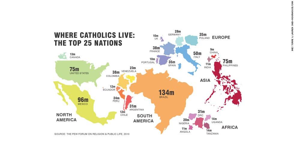 Catholic world map gumiabroncs Gallery