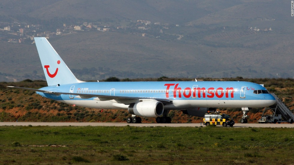 8. Thomson Airways