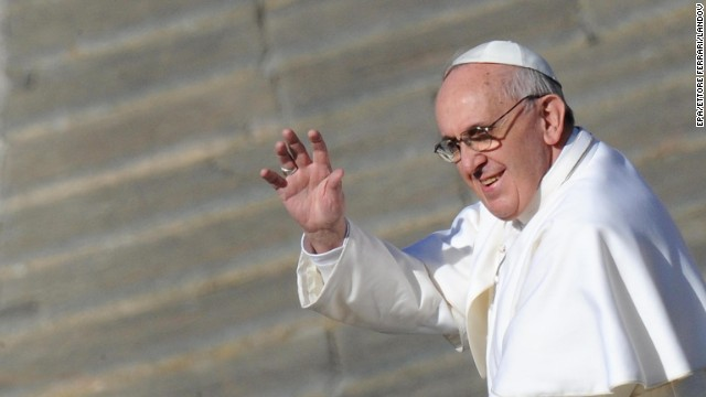 Pope Francis' message of protection