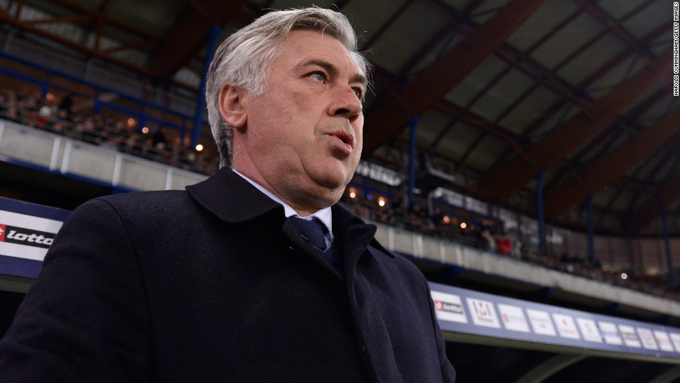 Paris Saint-Germain coach Carlo Ancelotti is another being backed to replace Ferguson. The 53-year-old Italian has won virtually every honor in the game as a player and manager with clubs including AC Milan, Roma and Chelsea. There has been intense speculation Ancelotti will leave French league leaders at the end of the season.