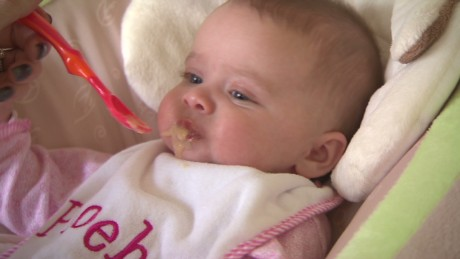 95% of tested baby foods in the US contain toxic metals, according to the report