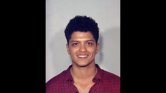 "Singer Bruno Mars was arrested on September 19, 2010, in Las Vegas, Nevada, on a drug charge. He accepted a ""deferred adjudication"" deal in 2011."