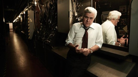 """""""The Tonight Show's"""" ratings bump came as host Jay Leno began taking nightly jabs at his employer."""