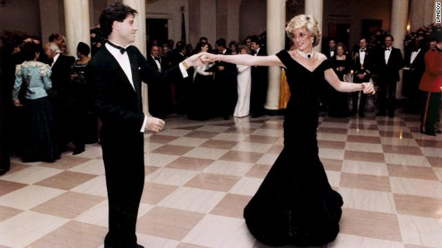 Princess Diana's dresses for sale