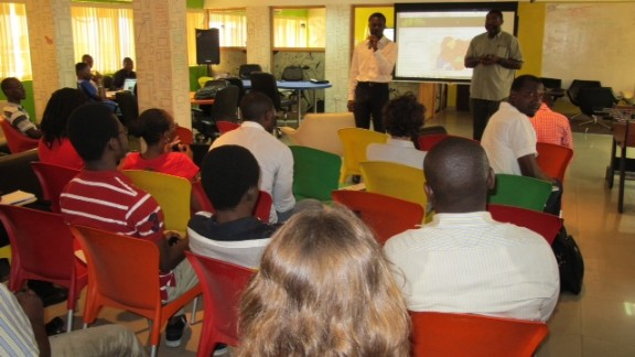Last month, Nigeria's first ever Social Media Week included the CcHUB as a host location.