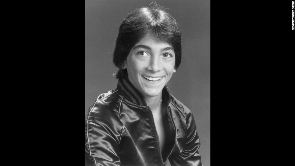 "Scott Baio, seen here circa 1978, is one of the defining heartthrobs of the late '70s and early '80s thanks to his role as Chachi Arcola, first on ""Happy Days"" and later on ""Joanie Loves Chachi."" But the actor was just as famous for his off-screen romances, <a href=""http://www.people.com/people/article/0,,20061439,00.html"" target=""_blank"">which he chronicled</a> on the 2007 reality show, ""Scott Baio is 45 ... and Single."""