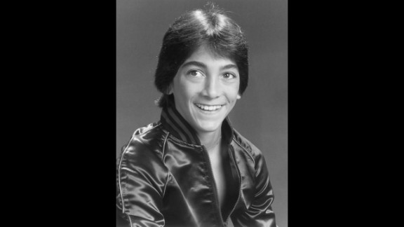 Scott Baio, seen here circa 1978, is one of the defining heartthrobs of the late