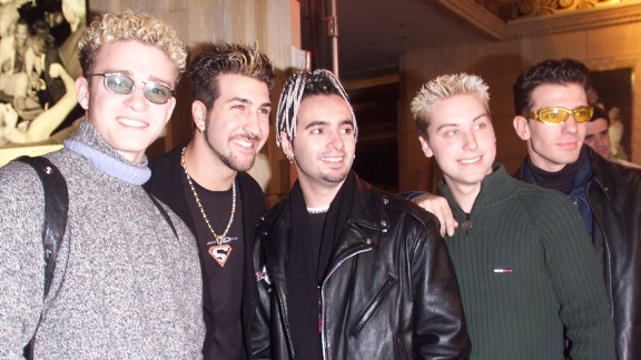 Forget their style for a minute and remember that this was 1998, and to the millions of fans who helped the group set a record for best first-week album sales, the worst thing about