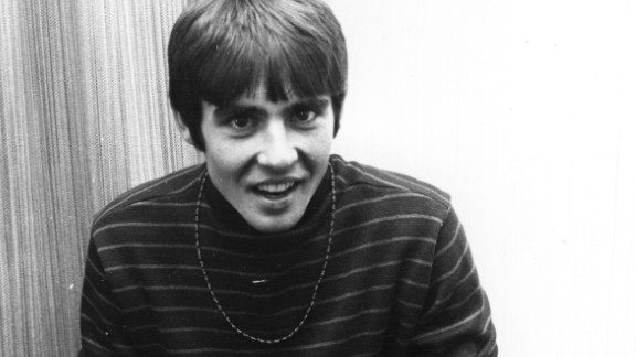 """Of the foursome who made up the Monkees, Davy Jones was the undeniable heartthrob. """"Each Monkee had a distinct personality,"""" said MTV, but Jones was """"the one that made the girls swoon."""""""