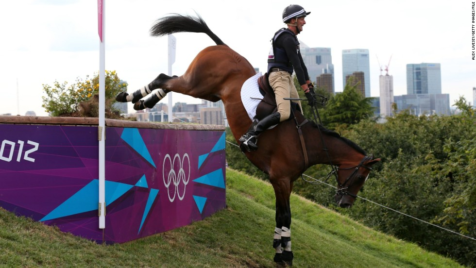 "IRT flew many of the equestrian horses to London during the 2012 Olympic and Paralympic Games. ""Do they get jetlag? To be honest, we've got no idea because they can't tell us,"" said Chris Burke, IRT co-owner."