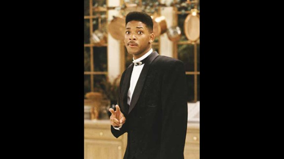 Will Smith is another teen star whose heartthrob status only grew with time. He began as a goofball on the