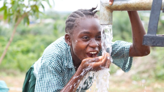 The group is now focusing all of its efforts to implement an ambitious project that's aiming to bring water coverage in 60,000 people in Liberia's River Cess county by 2017.