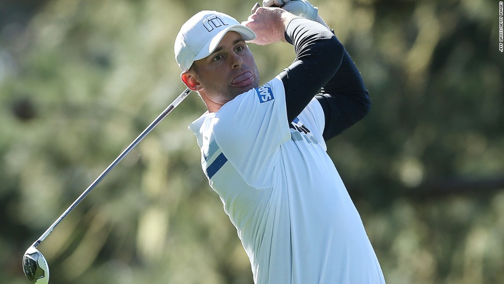 "Former tennis star Andy Roddick played in February's Pebble Beach National Pro-Am. ""In tennis, on my worst day I still knew what I was doing. Here, probably half the people in the stands could hit a ball better than I could,"" said Roddick, a six-handicapper."