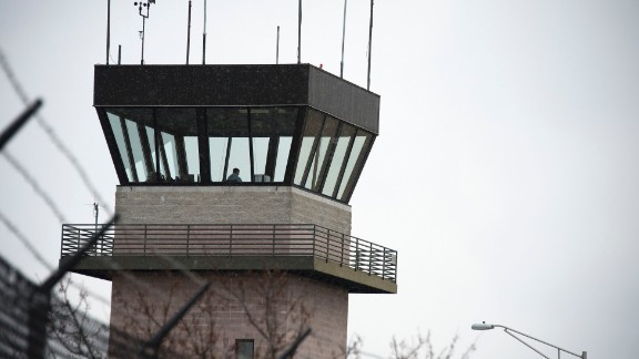 The control tower at Wicomico Regional Airport in Salisbury, Maryland is one of the towers that had been scheduled to close.