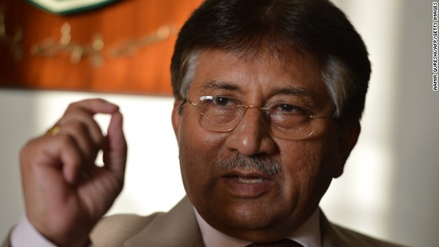 Pervez Musharraf due back in court