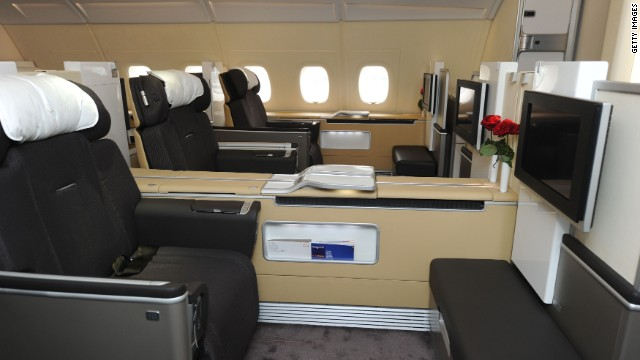 First Class Vs Business Worth The Extra Cost Cnn Travel