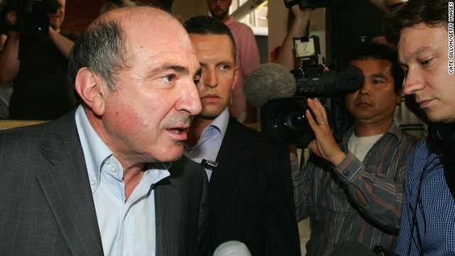 How Berezovsky lost 6 billion dollars