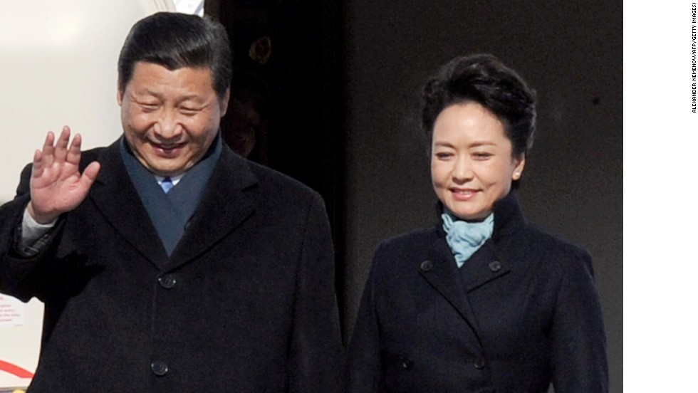 "A musical ode to President Xi Jinping and First Lady Peng Liyuan received more than 2 million hits in the five days when it appeared online in November. The three-minute video features more than 30 photos and cartoons of Xi and his wife and was created by a group of musicians in Zhengzhou. The songwriter calls the pair ""Big Daddy Xi"" and ""Mama Peng"" and said he was inspired by the ""obvious"" chemistry between them. ""Men should learn from Xi Dada / women should learn from Peng Mama / to love like them / the warmth of love could warm millions of families,"" goes one refrain."